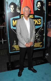 Director Michael Apted at the California premiere of