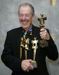 Denys Arcand at the 2004 Genie Awards.