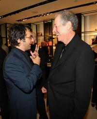 Denys Arcand and Atom Egoyan at the Toronto International Film Festival 2007.