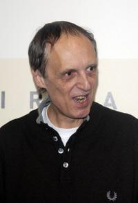 Dario Argento at the 2nd Rome Film Festival.