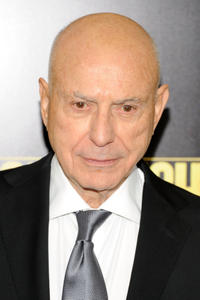 Alan Arkin at the