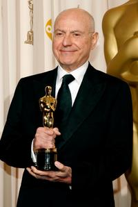 Alan Arkin at the 79th Annual Academy Awards.