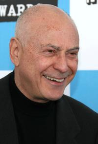 Alan Arkin at the Film Independents 2007 Spirit Awards.