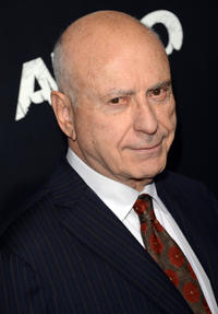 Alan Arkin at the California premiere of