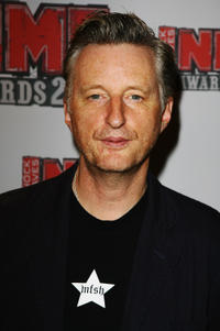 Billy Bragg at the Shockwaves NME Awards 2008.