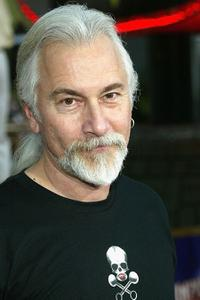 Rick Baker at the world premiere of