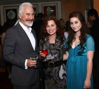 Rick Baker and Family at the Academy of Motion Picture Arts and Sciences Samuel Goldwyn Theater.