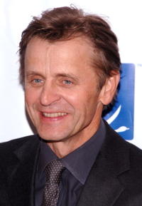 Mikhail Baryshnikov at the Grey Goose Entertainment & Sundance Channel celebration honoring iconoclasts.