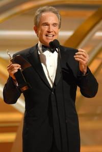 Warren Beatty at the 64th Annual Golden Globe Awards.