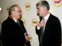 Richard Benjamin and Writer Neil Simon at the screening of