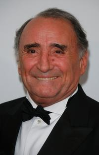 Claude Brasseur at the 32nd Cesars film awards ceremony, during a photo call.