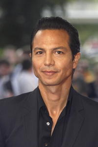 "Benjamin Bratt at the German premiere of ""Catwoman"" in Hamburg, Germany."