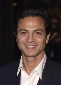 Benjamin Bratt at the 7th Annual Blockbuster Awards in Los Angeles.