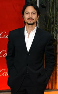 Benjamin Bratt at Cartier's 'Le Baiser du Dragon' in New York City.