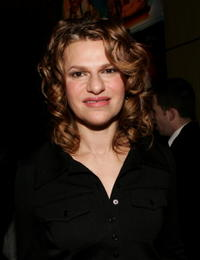 Sandra Bernhard at the