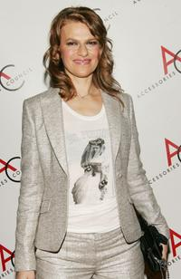 Sandra Bernhard at the Accessories Council 9th Annual ACE Awards gala.