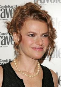 Sandra Bernhard at the Conde Nast Traveler 19th Annual Reader's Choice Awards.