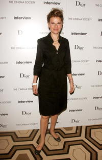 Sandra Bernhard at the screening of