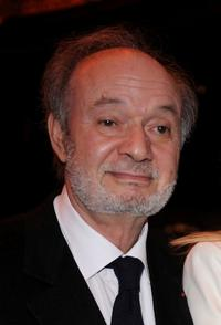 Claude Berri at the Cesar Film Awards 2008.