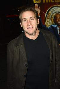 Mike Binder at the premiere of