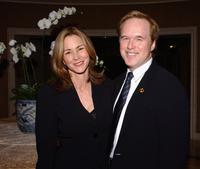 Brad Bird and his wife Elizabeth at the 30th Annual Los Angeles Film Critics Association Awards.