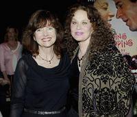 Karen Black and Harriet Schock at the premiere of