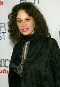Karen Black at the world premiere of