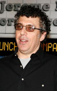 Eric Bogosian at the announcement of the capital campaign for New York Public Radio.