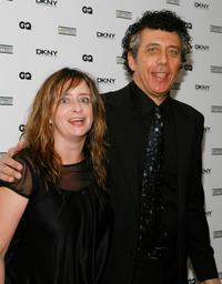 Eric Bogosian and Rachel Dratch at the LAByrinth Theater Company's 5th annual Celebrity Charades.