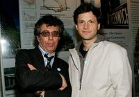 Eric Bogosian and Bennett Miller at the opening night premiere of