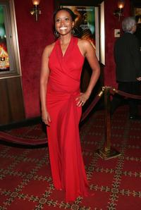 Erika Alexander at the world premiere of