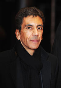 Rachid Bouchareb at the premiere of