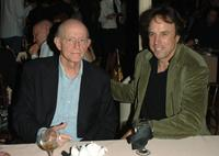Peter Boyle and Kevin Nealon at the after party for Los Angeles Premiere of