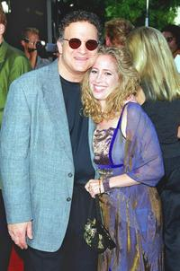 Albert Brooks and Kimberly at Beverly Hills for premiere of