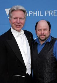 Jason Alexander and John Mauceri at the 8th Annual Hollywood Bowl Hall Of Fame Night.
