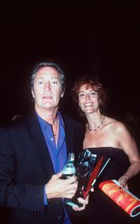 Bryan Brown and Rachel Ward at the AFI film Awards.