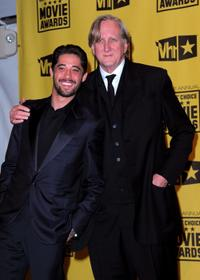 Ryan Bingham and T-Bone Burnett at the 15th Annual Critics Choice Movie Awards.