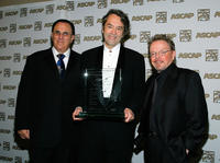 John LoFrumento, Carter Burwell and Paul Williams at the 24th Annual ASCAP Film and Television Music Awards.