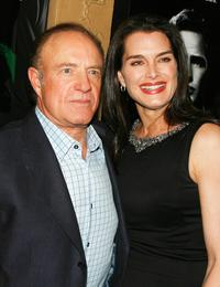 James Caan and Brooke Shields at the Egyptian Theater for premiere screening of Turner Classic Movies