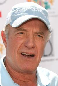 James Caan at the Lakeside Golf Club for the Elizabeth Glaser Pediatric Aids Foundation Golf Tournment.