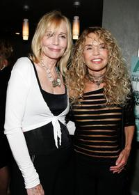 Dyan Cannon and Sally Kellerman at the Pacific Design Centre Silver Screen Theatre for the premiere after party of