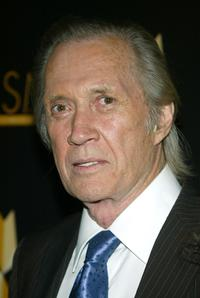 David Carradine at the Ninth Annual Prism Awards.