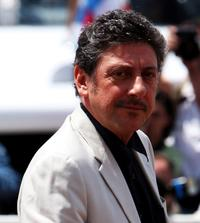 Sergio Castellitto at the 61st International Cannes Film Festival.