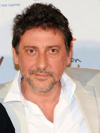 Sergio Castellitto at the Roma FictionFest - TV Festival.