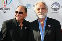 Cheech Marin and Tommy Chong at the 2008 ALMA Awards.