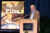 John Cleese at the Arlington Theatre for the Modern Master award during the 19th Annual Santa Barbara International Film Festival.