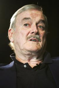 John Cleese at New Zealand for a solo tour of his new show