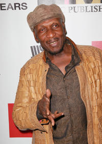 Jimmy Cliff at the afterparty of EMI Grammy.