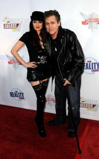 Vikki Lizzi and Jeff Conaway at the Fox Reality Channel Really Awards.