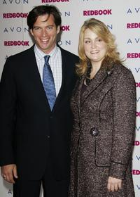 Harry Connick, Jr. and Stacy Morrison at the Redbook's 2006 Strength and Spirit Awards.